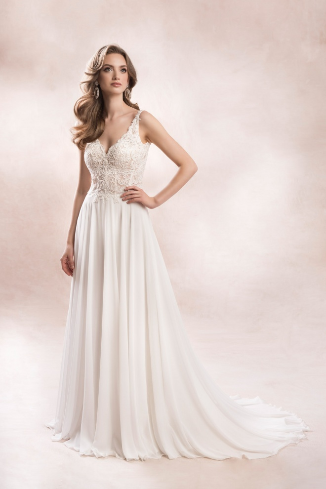 wedding dress KA-19125T Agnes Bridal Dream 2020