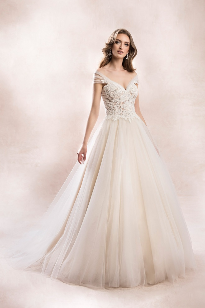 wedding dress Agnes Bridal Dream 2020 KA-19132T