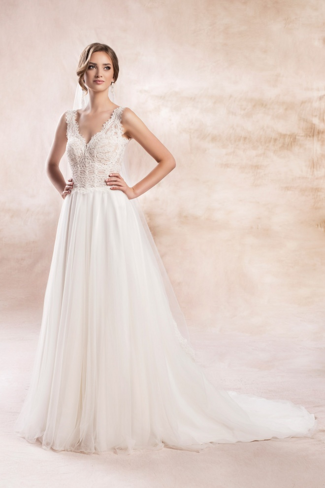 wedding dress KA-19150T Agnes Bridal Dream 2020