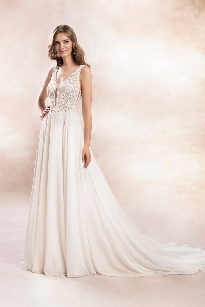 wedding dress KA-19152T Agnes Bridal Dream 2020