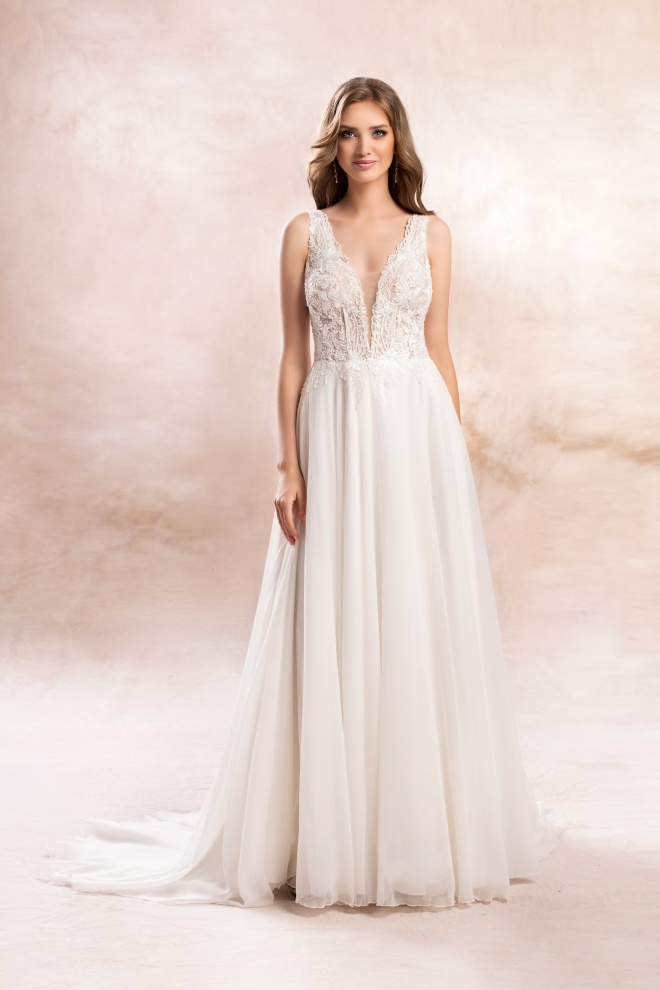 wedding dress KA-19154T Agnes Bridal Dream 2020
