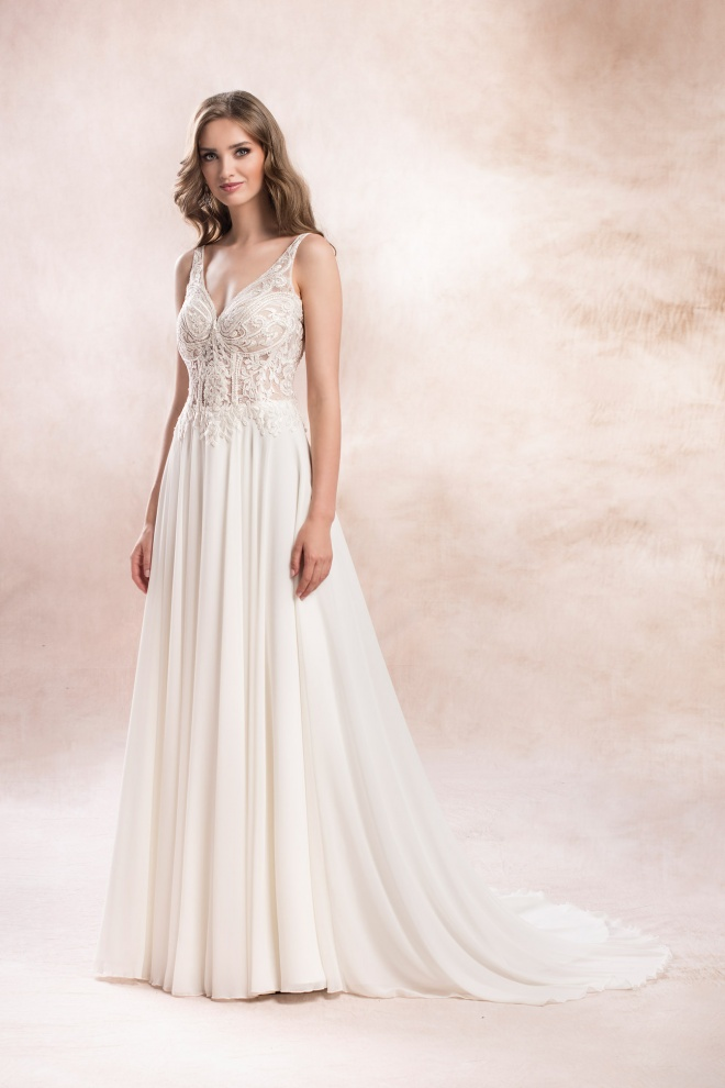 wedding dress KA-19155T Agnes Bridal Dream 2020