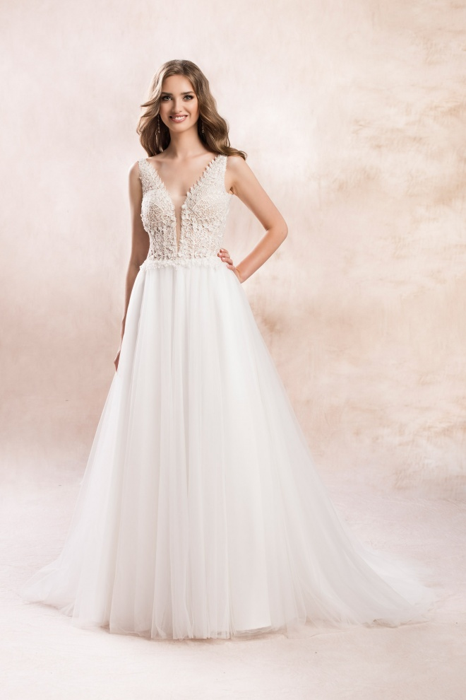 wedding dress KA-19158T Agnes Bridal Dream 2020