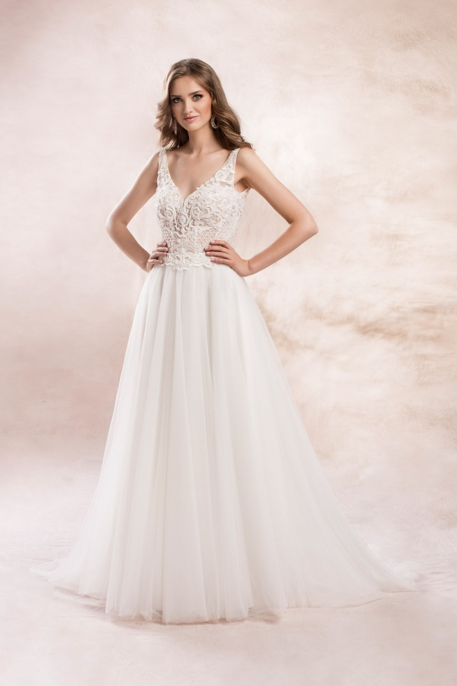 wedding dress KA-19160T Agnes Bridal Dream 2020
