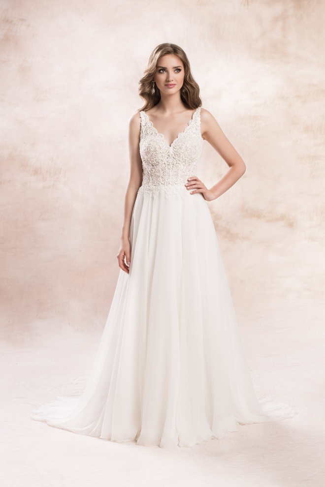 wedding dress KA-19162T Agnes Bridal Dream 2020