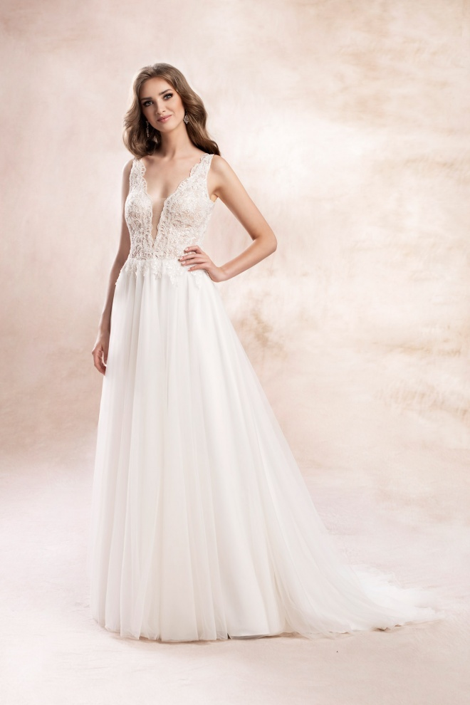 wedding dress Agnes Bridal Dream 2020 KA-19166T
