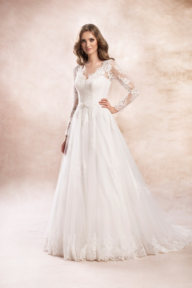 wedding dress KA-19167T Agnes Bridal Dream 2020