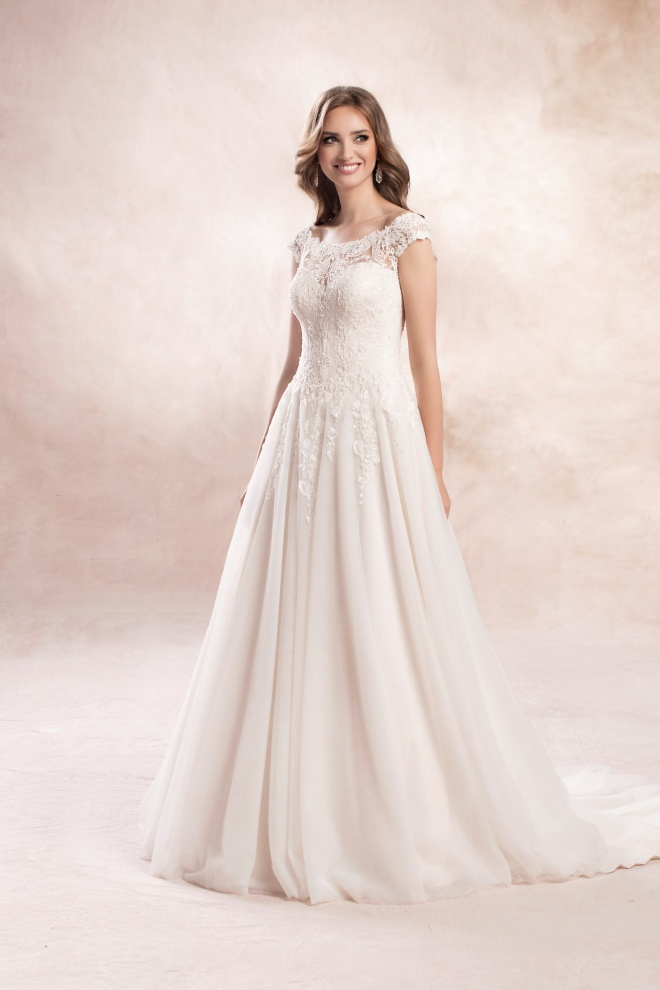 wedding dress KA-19172T Agnes Bridal Dream 2020