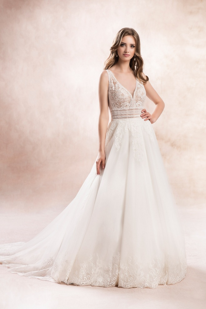 wedding dress KA-19178T Agnes Bridal Dream 2020