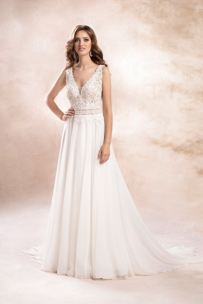 wedding dress KA-19179T Agnes Bridal Dream 2020