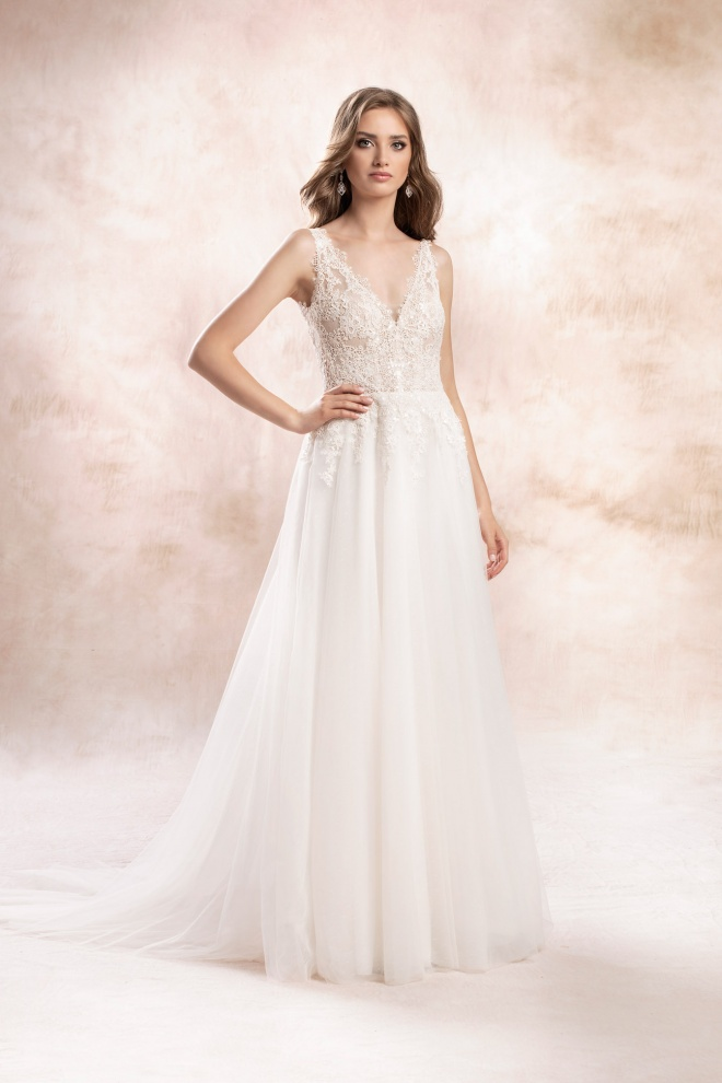 wedding dress KA-19181T Agnes Bridal Dream 2020