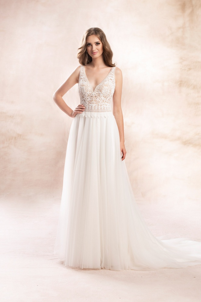 wedding dress KA-19182T Agnes Bridal Dream 2020