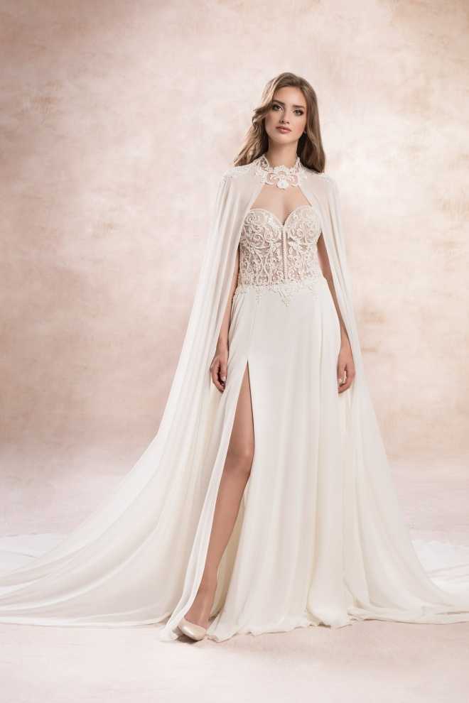 wedding dress KA-19184T N-87 Agnes Bridal Dream 2020