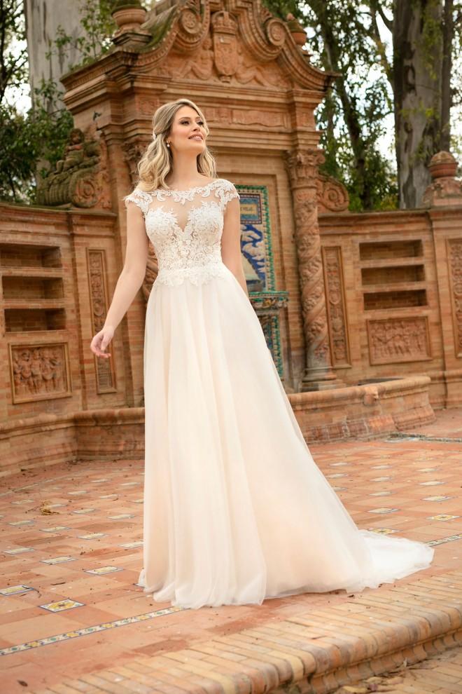 Suknia ślubna KA-20062T Agnes