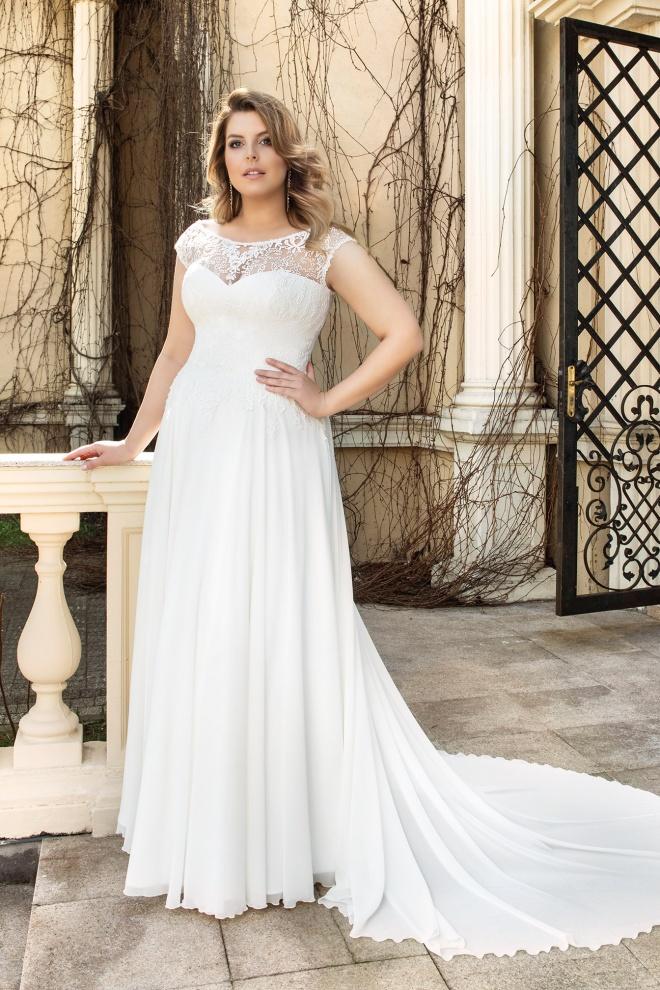 Suknia ślubna LO-123T Agnes