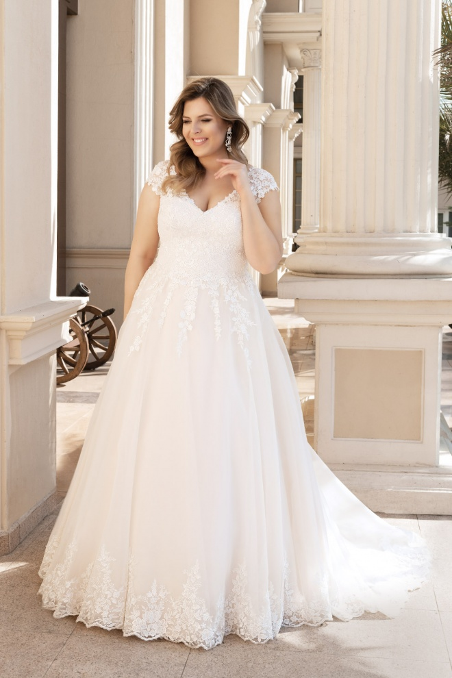 wedding dress Lovely 2020 LO-130T