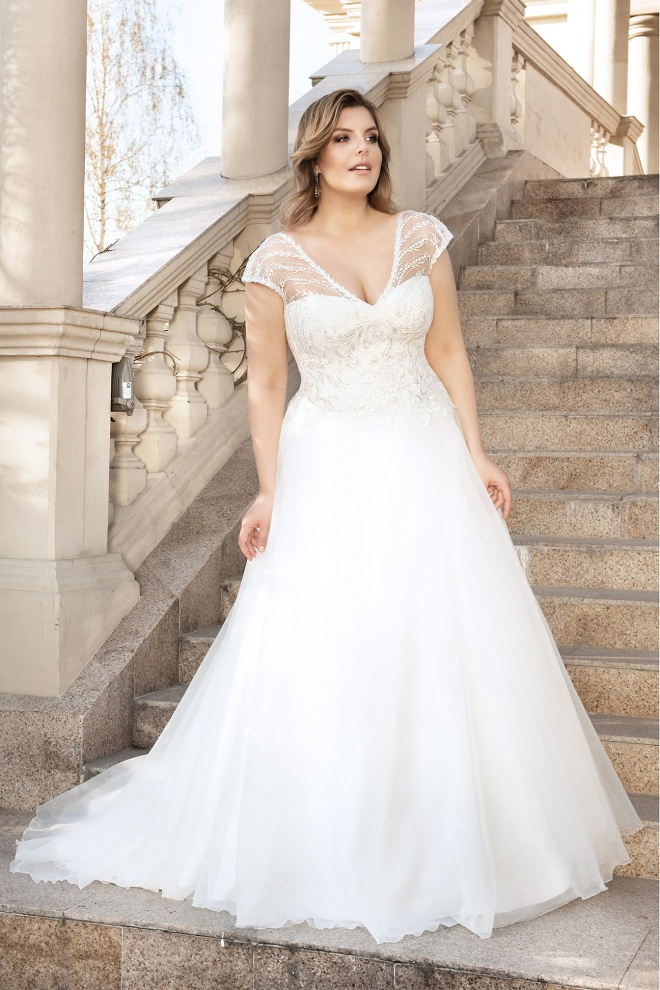wedding dress Lovely 2020 LO-138T