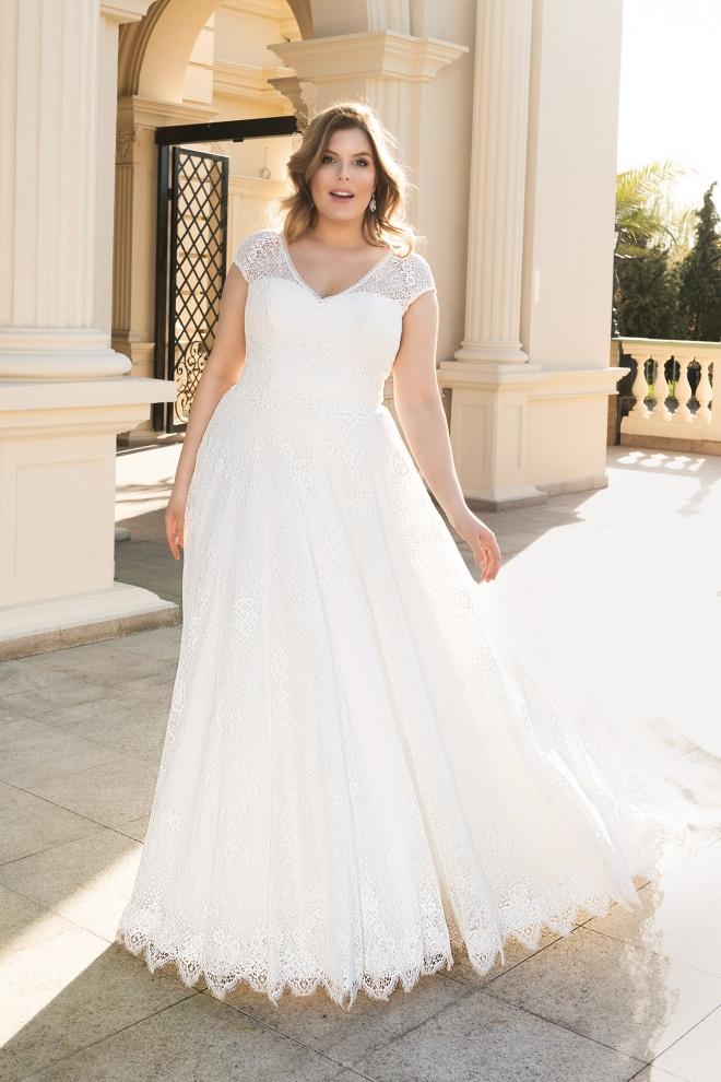 Suknia ślubna LO-140T Agnes
