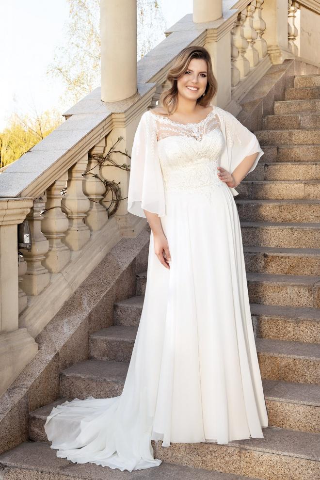 Suknia ślubna LO-142T Agnes