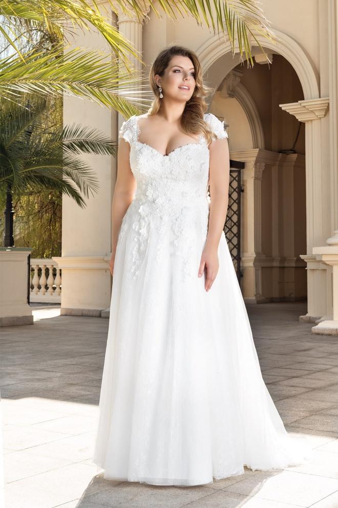 Suknia ślubna LO-146T Agnes