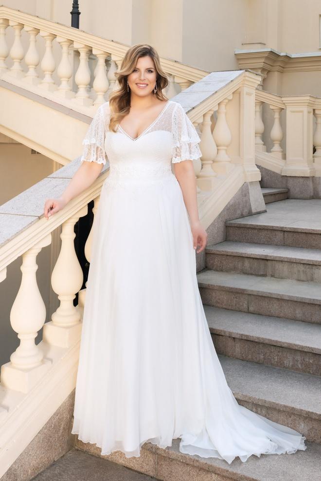 Suknia ślubna model LO-147T Agnes