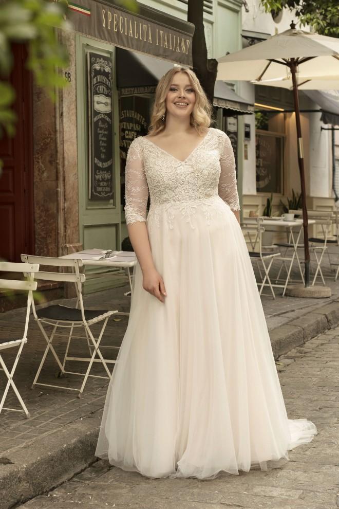 wedding dress LO-189T Lovely 2021