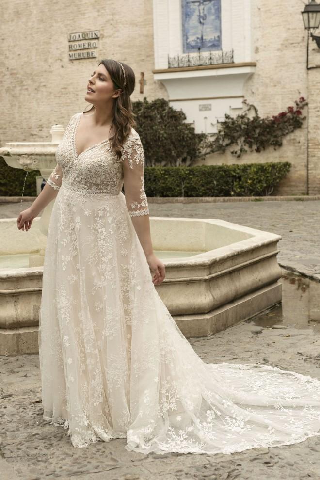 wedding dress LO-190T Lovely 2021