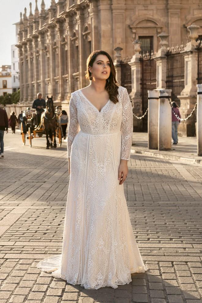 wedding dress LO-200T Lovely 2021