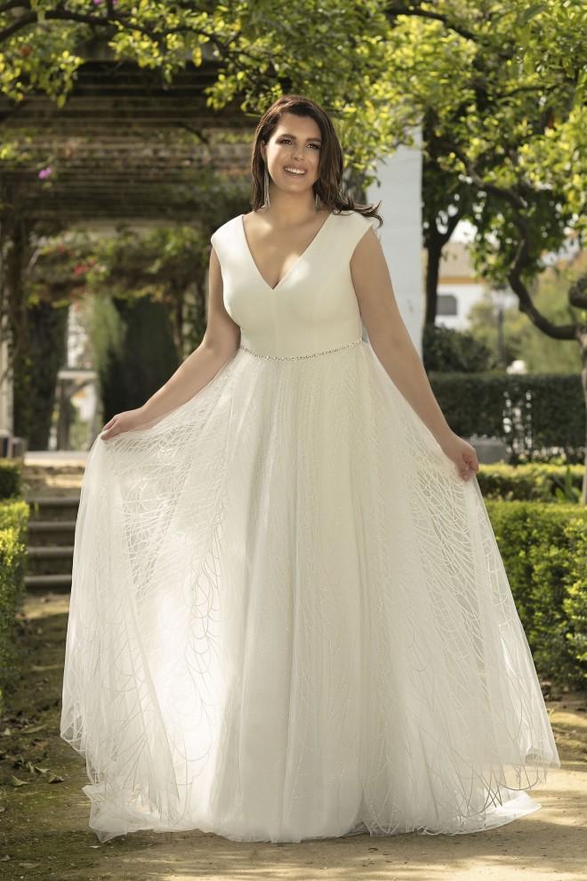 wedding dress LO-203T SC-15T Lovely 2021