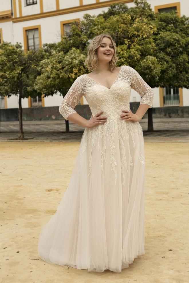 wedding dress LO-205T Lovely 2021