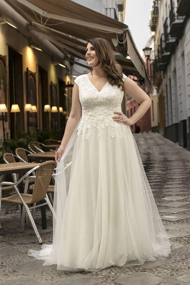 wedding dress LO-217T Lovely 2021