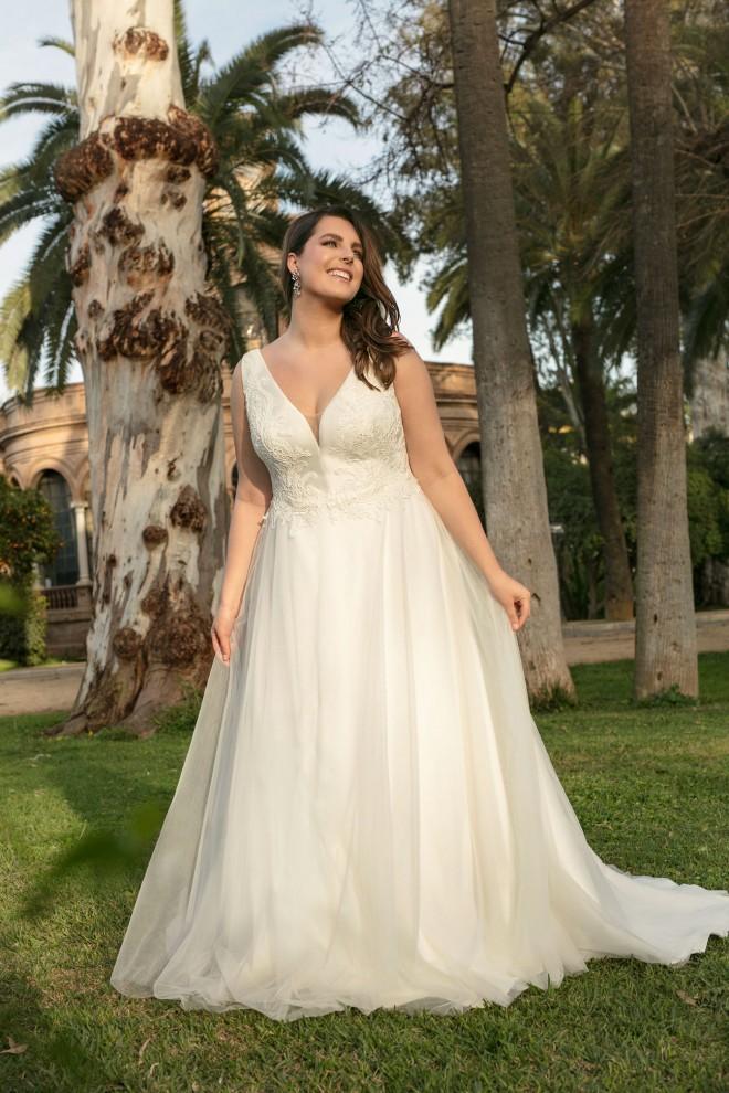 wedding dress LO-221T Lovely 2021