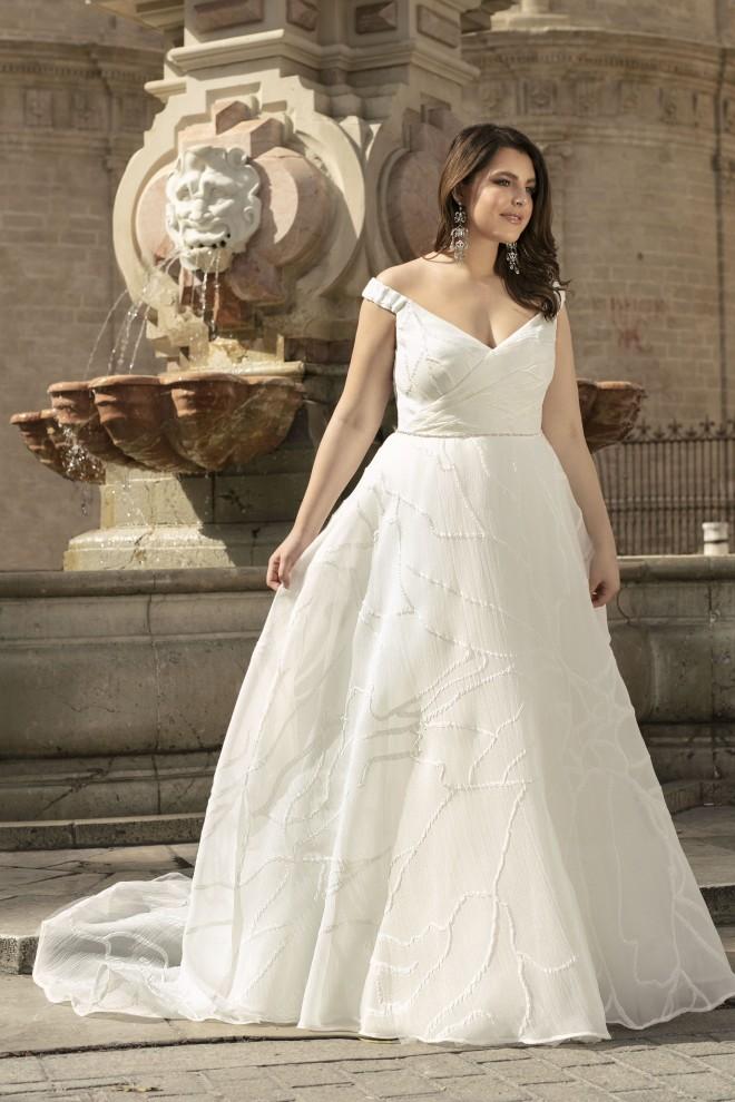 wedding dress LO-225T Lovely 2021