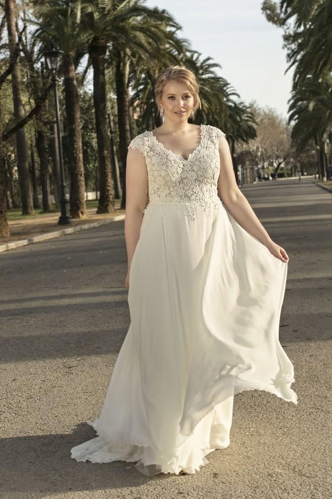 wedding dress LO-236T Lovely 2021