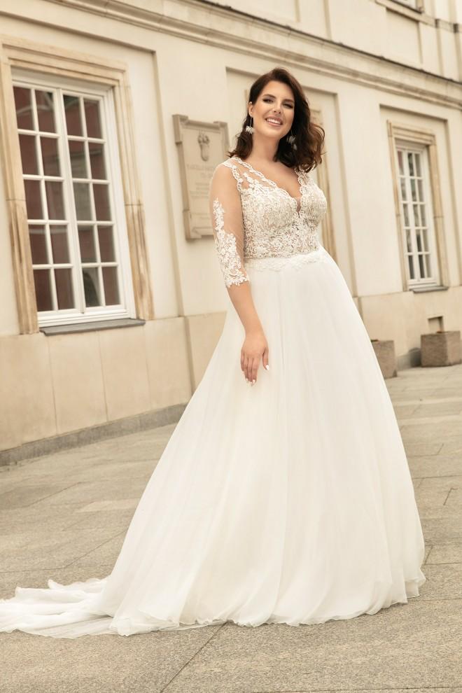 Suknia ślubna LO-267T Agnes