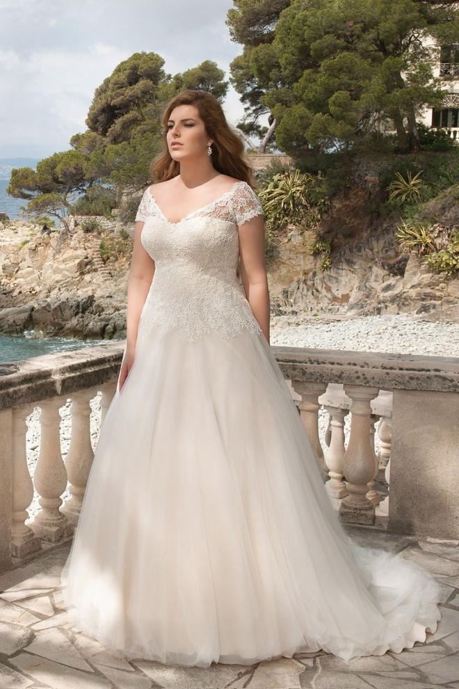 wedding dress LO-33T Lovely 2018