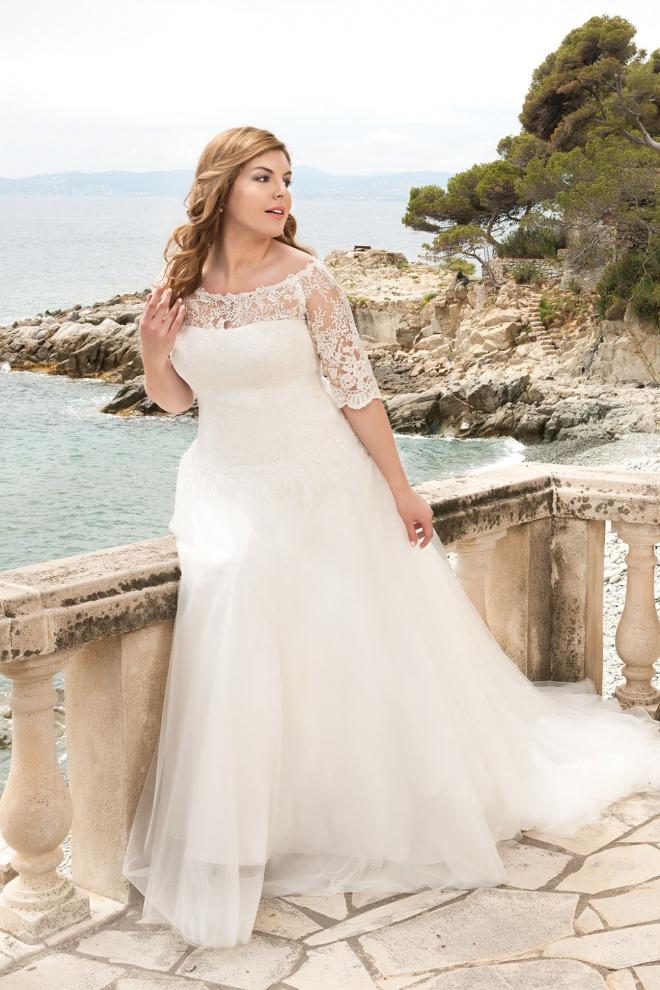 Suknia ślubna LO-35T