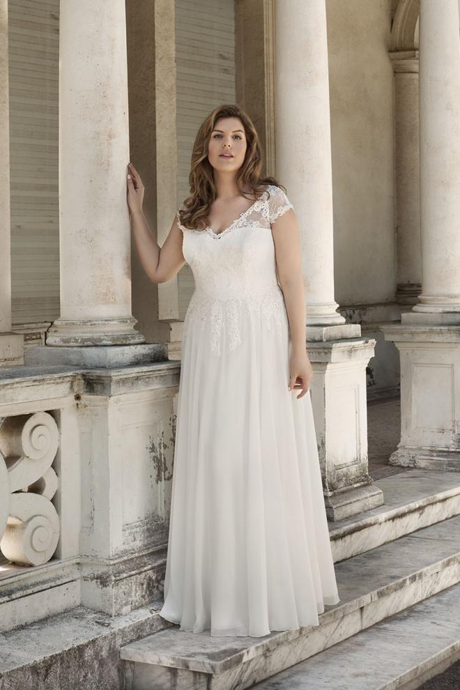 Suknia ślubna LO-41