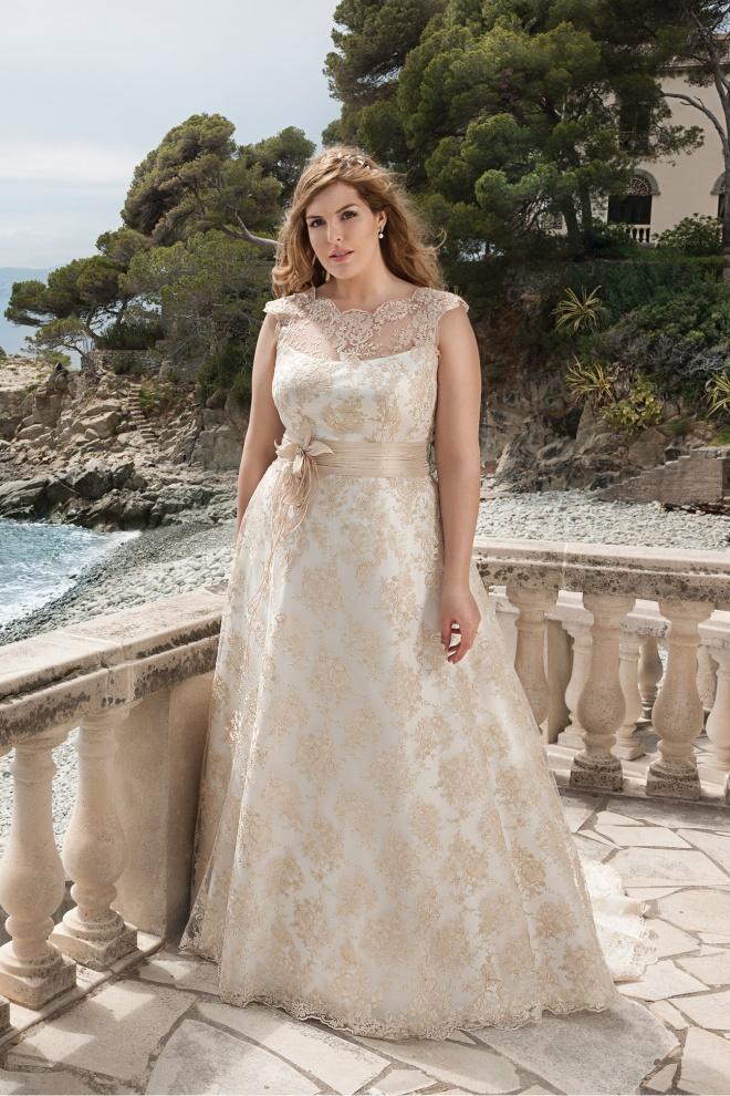 Suknia ślubna LO-44T