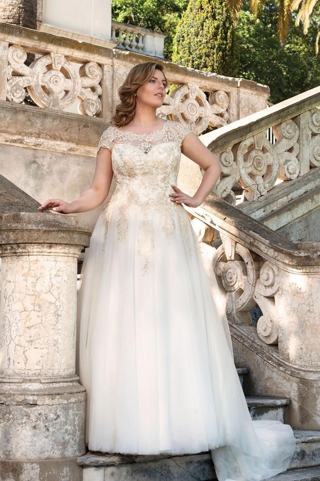 Suknia ślubna LO-45T