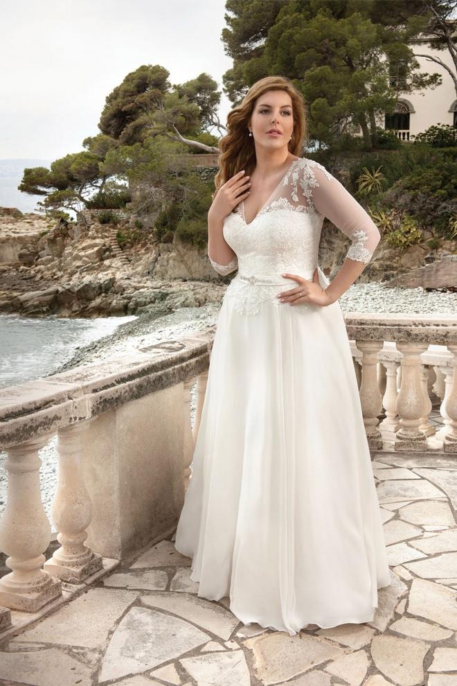 Suknia ślubna LO-48