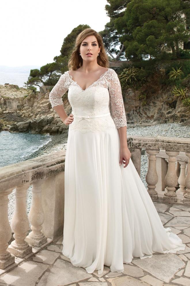 Suknia ślubna LO-50T Agnes