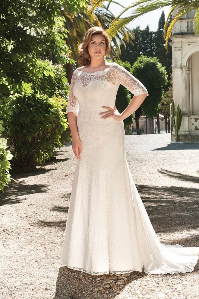 Suknia ślubna LO-51T Agnes