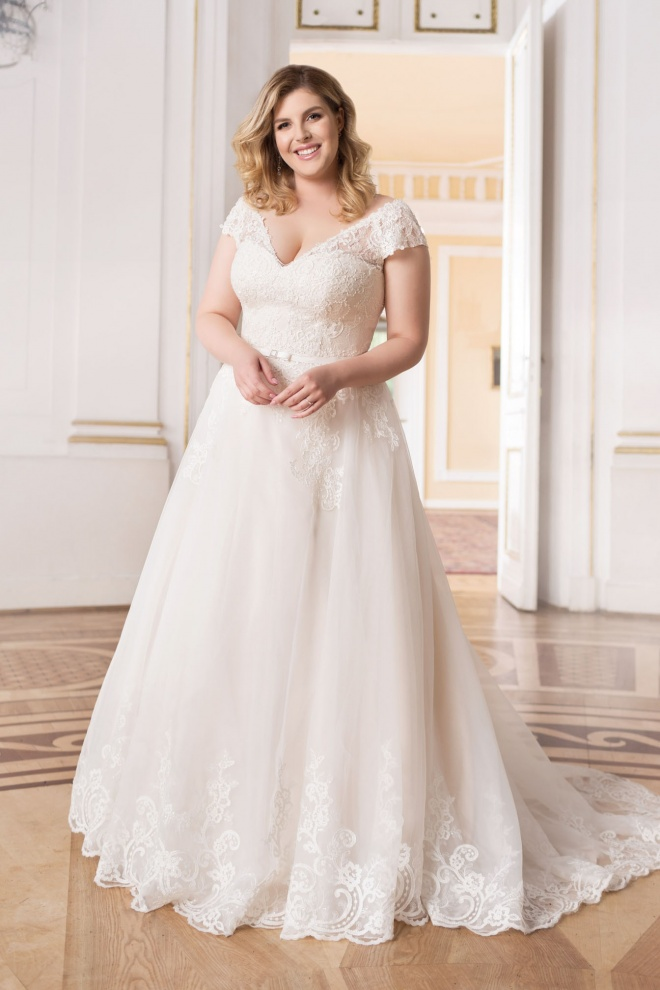 wedding dress Lovely 2019 LO-66T