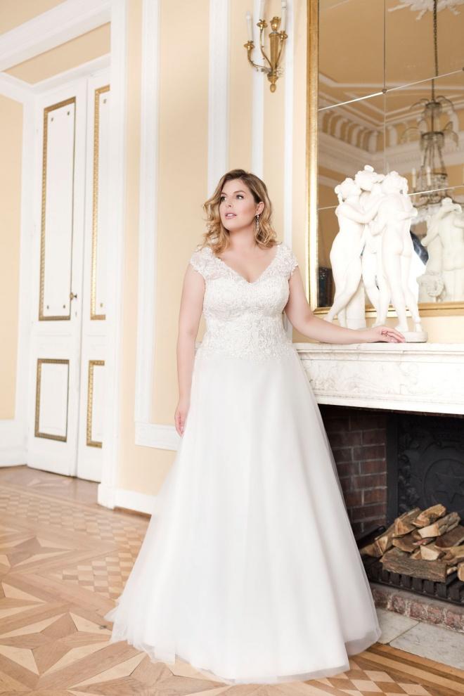 wedding dress Lovely 2019 LO-80T