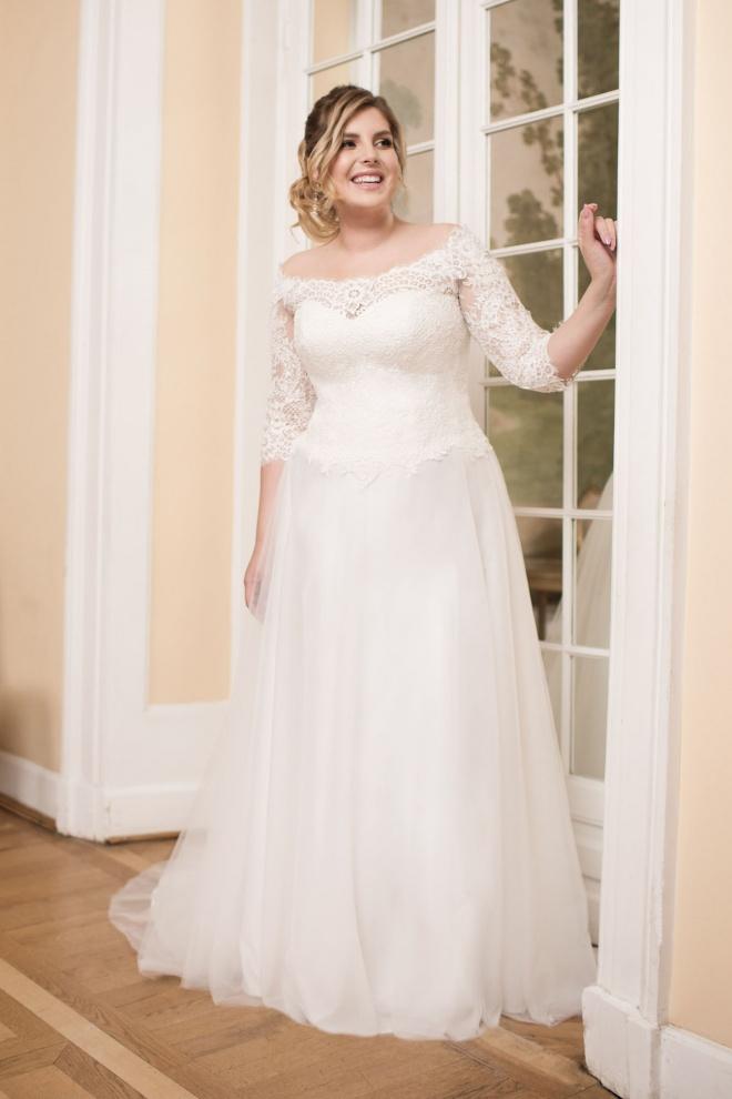wedding dress Lovely 2019 LO-86T