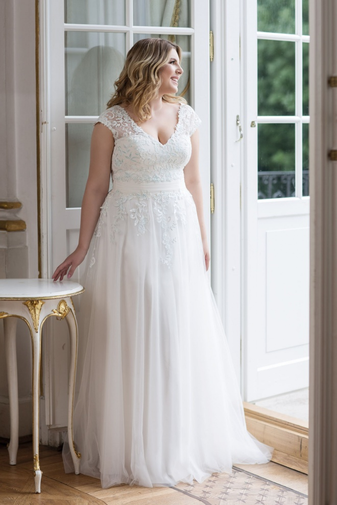 wedding dresses Lovely 2019 LO-91TR