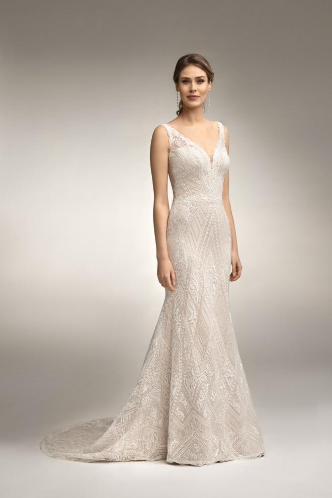 Suknia ślubna TO-1000T Agnes