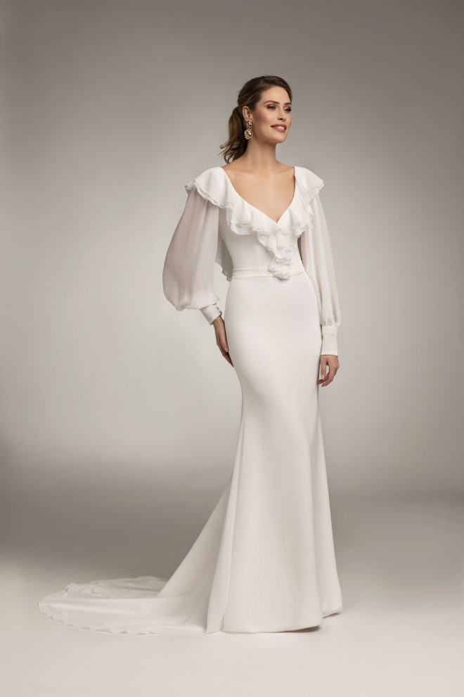 wedding dress TO-1002T The One 2020