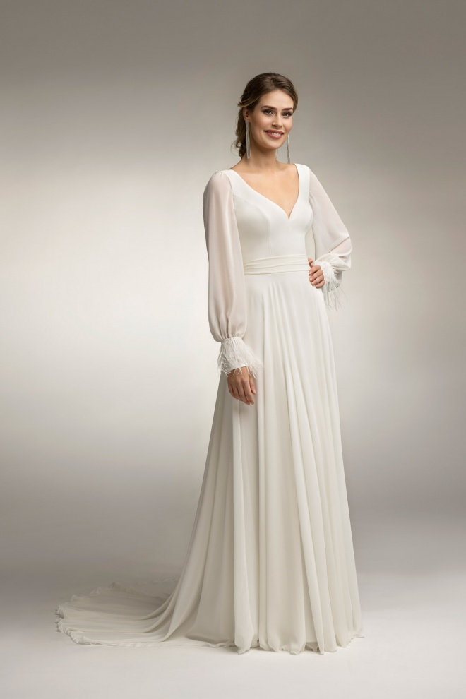 wedding dress TO-1003T The One 2020